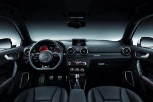 Intérieur Audi A1