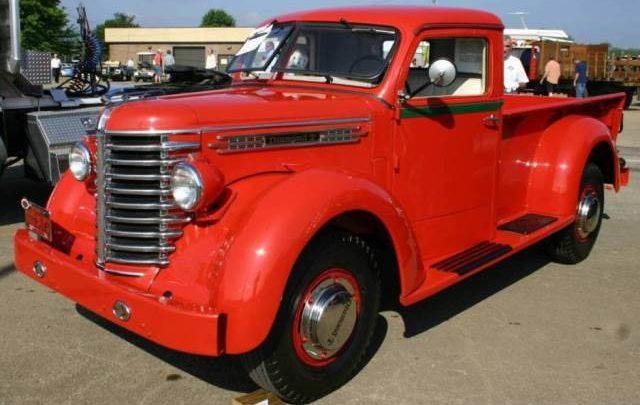 Diamond T 306 de 1949